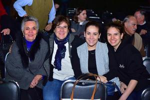 24102018 Beatriz, Maribel, Cecilia e Isabel.