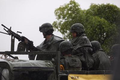 Elementos de la Secretaría de la Defensa Nacional adscritos al Plan D-N-III-E.