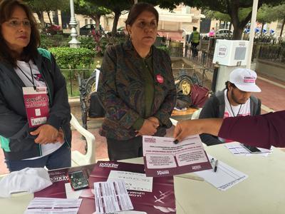 La Laguna de Coahuila participa en la consulta por el NAICM