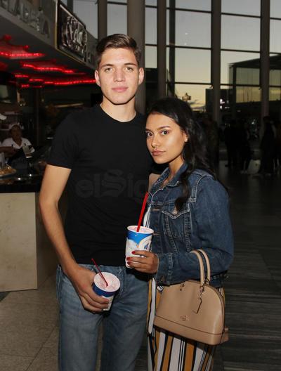 Adriana y Alfredo.