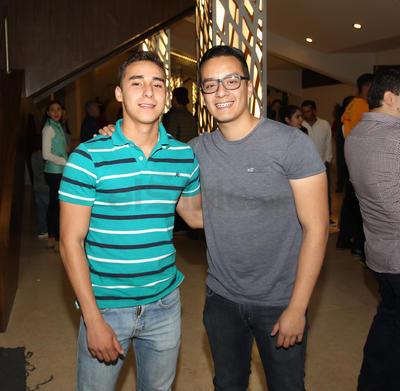 -Francisco  y  Óscar.