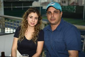 Erandy y Jose