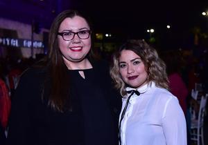 Brianda avila y Laura Chávez