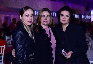 Krisel, Ileana y Jazmin