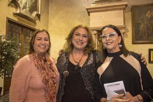 Leticia Villalobos, Lucy Gaytan y Mabel Garza