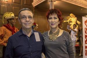 Mario del Bosque y Maricela Elizondo