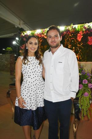 Pati Perezanta y Bichara Marcos