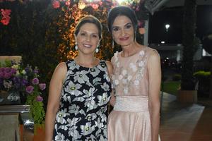 Paty de Perezanta y Adriana de Marcos