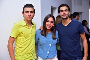 Andres Paulina y Juan Pablo