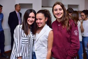 Astrid Isabella y Renata