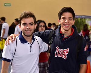Andres y Manuel