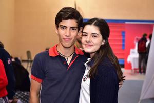 Sergio y Monse
