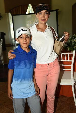Jose Emilio Monzon y Margarita Chavira