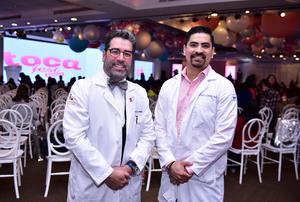 Raul Dominguez y Gerardo Gonzalez