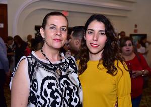 María Estela y Natalia