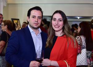 Nicolas y Pilar