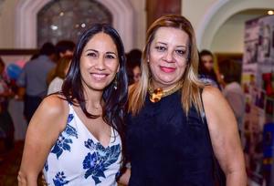 Yadira y Anabel