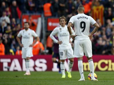 La escasa productividad al frente ha sido uno de los mayores dolores de cabeza en Real Madrid.