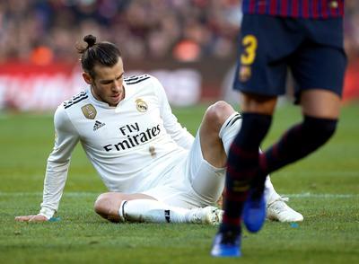 El galés Gareth Bale sigue sin aparecer en momentos importantes para Real Madrid.