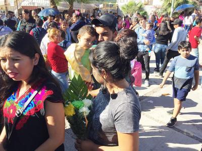 Laguneros celebran a San Judas Tadeo