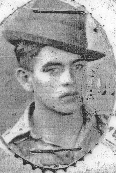 28102018 Pedro Palomares Martínez, trabajador de Peñoles, en 1938.