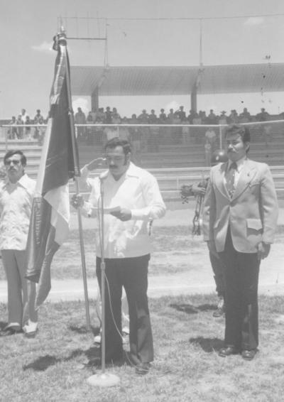 28102018 Personal de Ayuntamiento de Saltillo y Jesús Reyes.