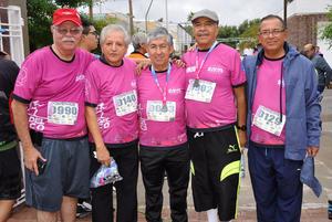 29102018 Eduardo Zermeño, Fabio Pérez, Cipriano Rodríguez, Marco Antonio Alonso y David Reza.