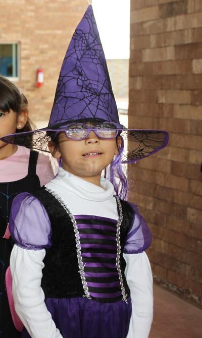 Colegio Americano de Durango celebra Halloween