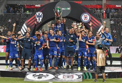 """""""La Máquina"""" se corona como campeón de Copa MX."""