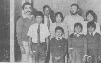 25112018 Sergio López, Sandra Valenzuela, Manuel Durán y Jorge Machado de la Escuela Popular No. 1 Turno Vespertino.
