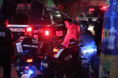 Los detenidos pasaron la noche en las diferentes estaciones de policías.