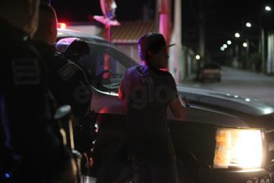 Mayores de 18 años de edad detenidos en el operativo, fueron solo una decena.