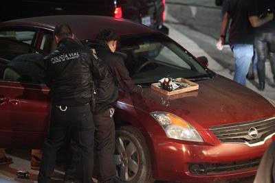 También hubo mayores de 18 años de edad, que consumían alcohol a bordo de vehículos.