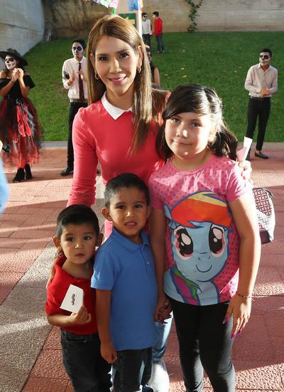 Familia Benzor Ramírez.