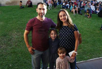 Familia Arellano Álvarez.