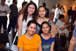02112018 Alpha, Mariana, Mariel y Victoria.