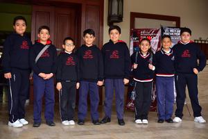 03112018 Alumnos del Colegio Abraham R. Celis.