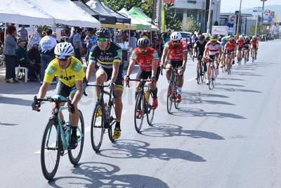 Participaron más de 200 pedalistas locales y foráneos.