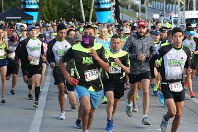 Corren la tradicional 10K Monchys