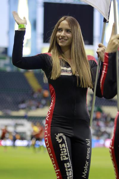 Las chicas de la jornada 15 de Liga MX