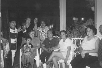 04112018 Minerva, María Elena, Olga, Hortencia, Soledad, Ernestina, Cristina y Rosa.