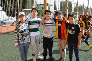 06112018 Edgar, Esteban, Mauro, Luciano y Alejandro.
