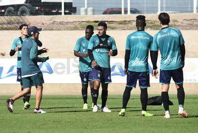 Santos se prepara para recibir al América en el Corona