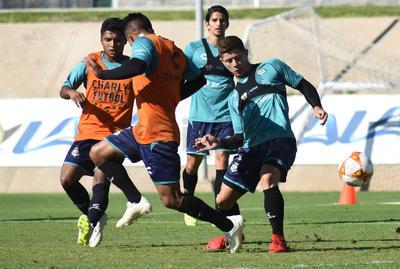 Los Guerreros siguieron preparándose durante la recta final del Apertura 2018.
