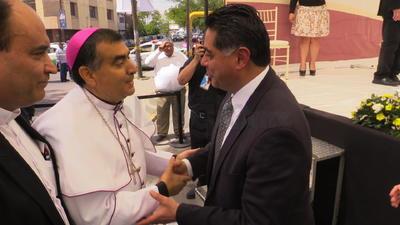 Fallece José Fortunato Álvarez, obispo de Gómez