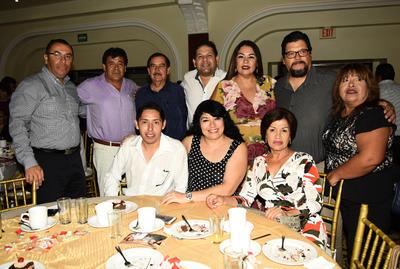08112018 Nora, Juan Carlos, Maribel, María Antonia, Claudia, Felipe, Ana, Isidro, Marco Antonio y Edgar.