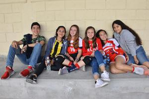 09112018 COPA ALEMáN.  Juan Manuel, Mariangel, Nenet, Renata, Alondra y Tania.