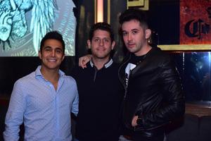 Roberto, Jose y David