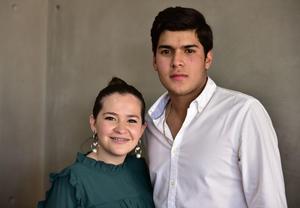 Alexa y Emiliano