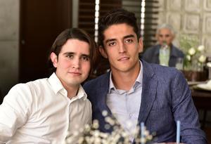 Pablo Lopez y Carlos Acevedo